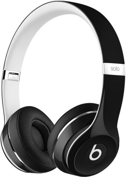 Beats Solo2 Luxe Edition (черный)