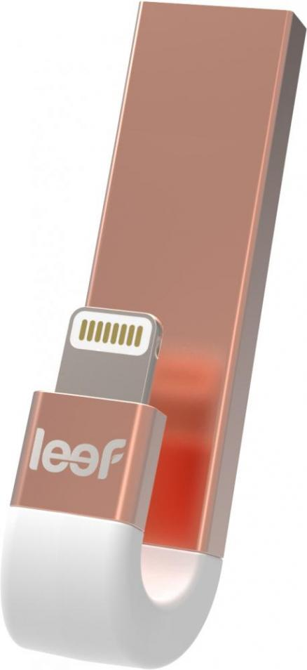 Leef iBridge 3 64Gb (розовый)