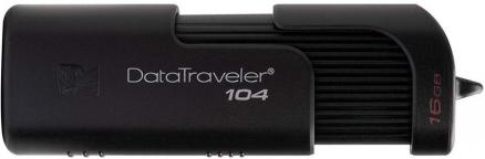 Kingston DataTraveler 104 16GB (DT104/16GB)