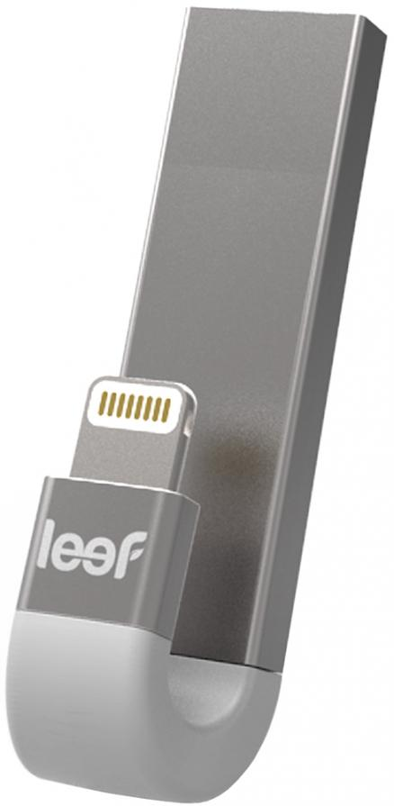 Leef iBridge 3 32Gb (серебристый)