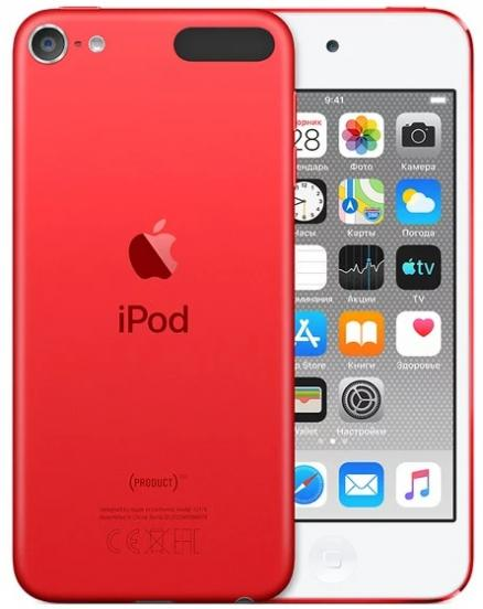 Apple iPod touch 128Gb (2019) (iPod touch 128Gb (2019) (красный))