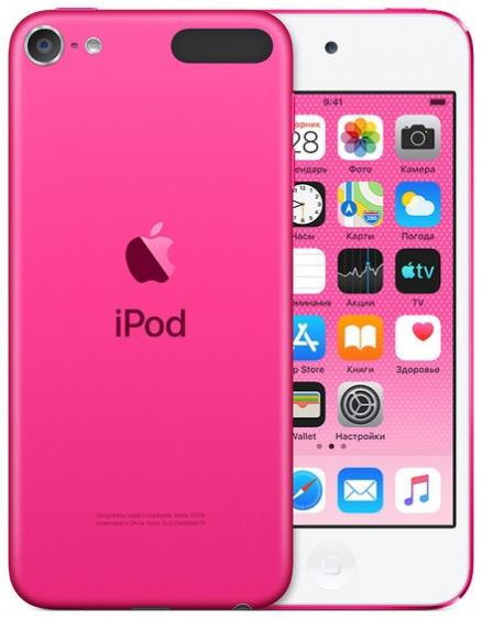 Apple iPod touch 32Gb (2019) (iPod touch 32Gb (2019) (розовый))