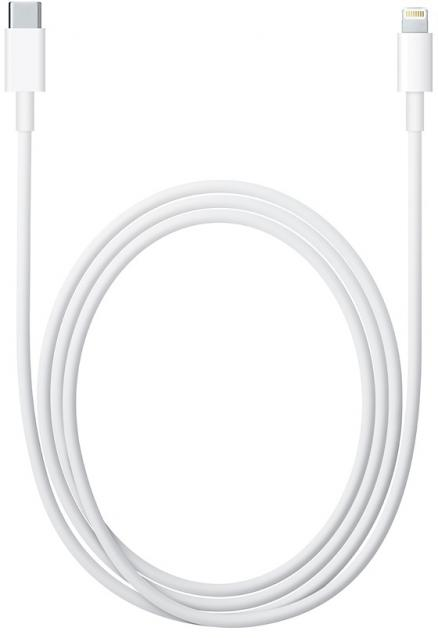 Apple Lightning - USB-C 2м (белый)