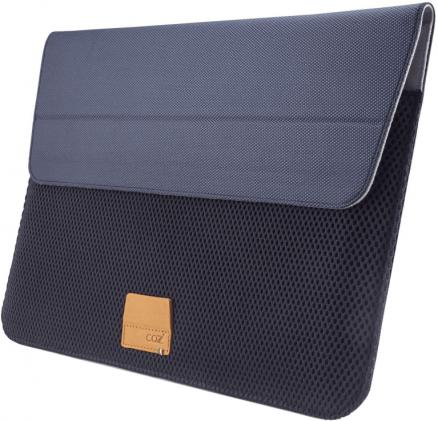 "Cozistyle ARIA Stand Sleeve для Apple Macbook Air/ Pro 15"" (темно-синий) (ARIA Stand Sleeve для Apple Macbook Air/ Pro 15"" (темно-синий))"