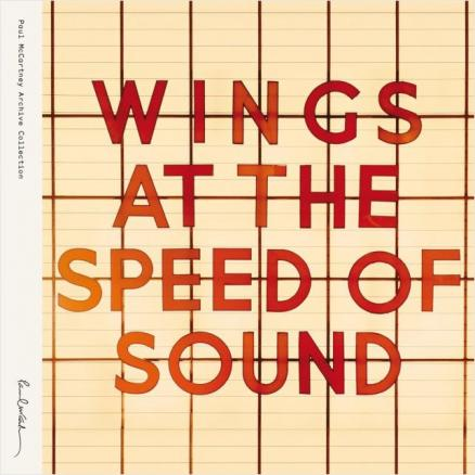 Wings – At The Speed Of Sound (2 LP)