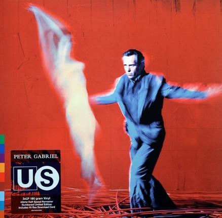 Peter Gabriel – Us (3 LP)