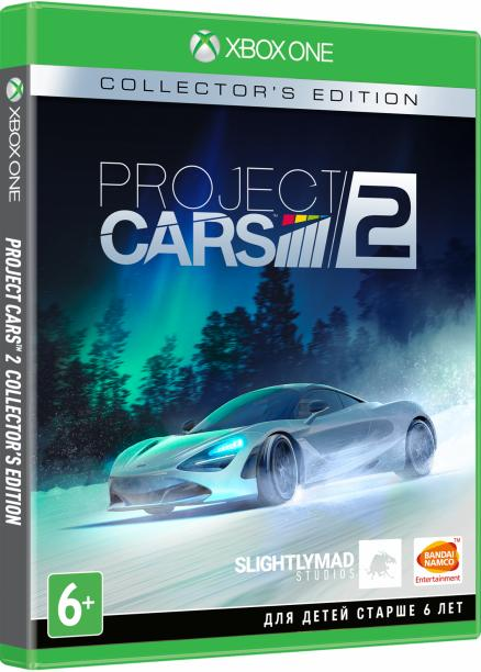 Project Cars 2. Collector's Edition [Xbox One]