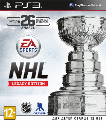 NHL 16. Legacy Edition [PS3]