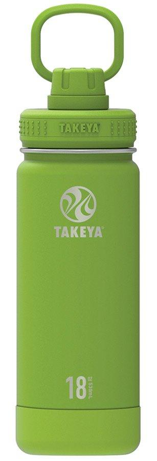 Термос Takeya THERMOFLASK 18 OZ BOTTLE ACTIVES, W/LID