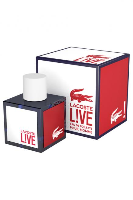 Lacoste Live, 60 мл Lacoste