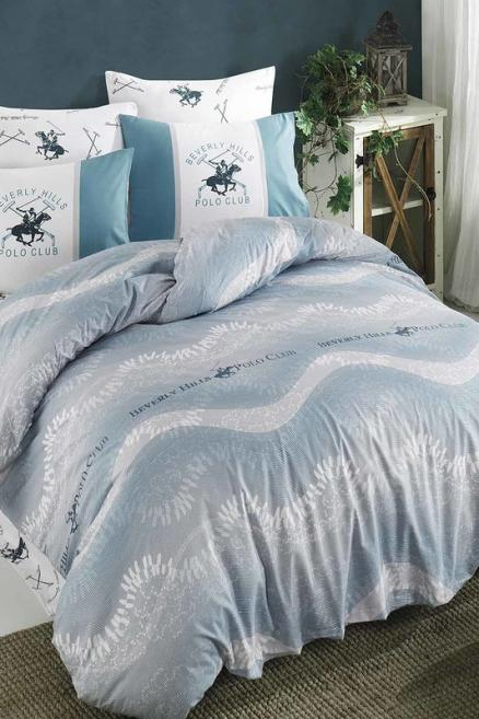 Double Quilt Cover Set Beverly Hills Polo Club