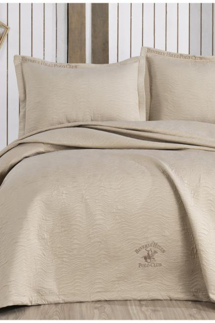 Double Bedspread Set Beverly Hills Polo Club
