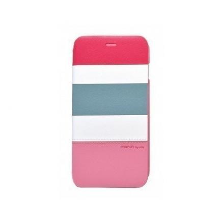 "Чехол для iPhone 6/6S ""March Pink"""