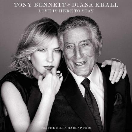Diana Krall - Tony Bennett - Love Is Here To Stay