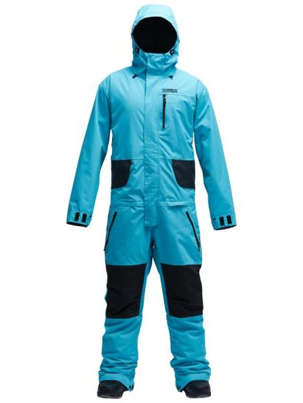 Комбинезон AIRBLASTER Insulated Freedom Suit GNU Blue (Insulated freedom suit)