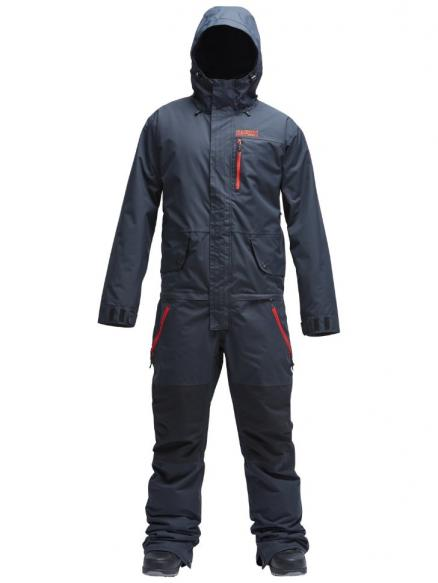 Комбинезон мужской AIRBLASTER Insulated Freedom Suit Hot Black (Insulated freedom suit)