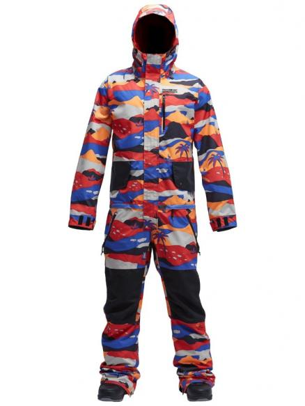 Комбинезон AIRBLASTER Freedom Suit Surf's Up (Freedom suit)