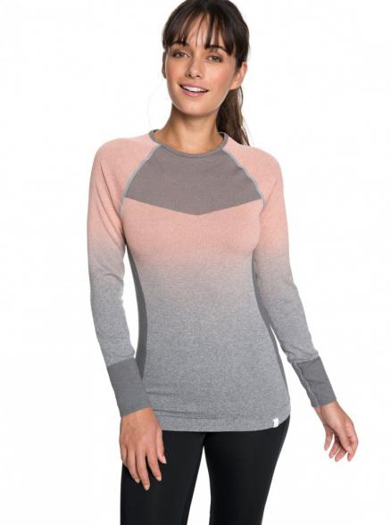 Термококофта ROXY Passana Ls Te 2 J Charcoal Heather