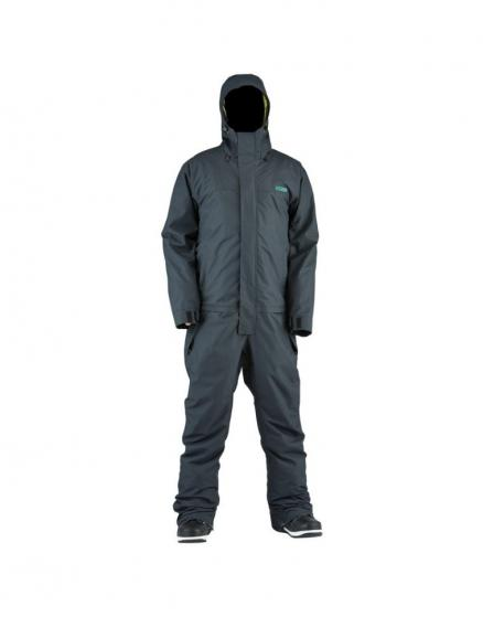 Комбинезон мужской AIRBLASTER HOT FREEDOM SUIT FW17 Black Insulated (Hot Freedom Suit)