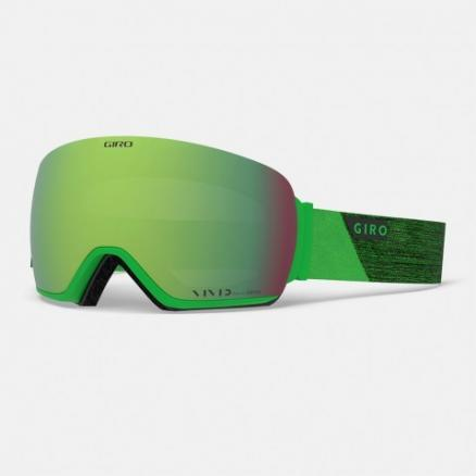 Маска горнолыжная GIRO Article BIGHT GREEN PEAK/VIVID EMERALD/VIVID INFRARED