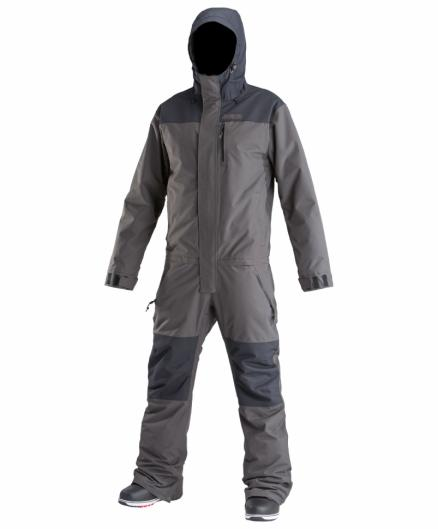 Комбинезон мужской AIRBLASTER Insulated Freedom Suit Vintage Black
