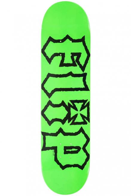 Дека Для Скейтборда FLIP Hkd Decay Deck GREEN 7,75""