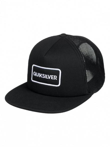 Кепка QUIKSILVER Startles Hdwr Black