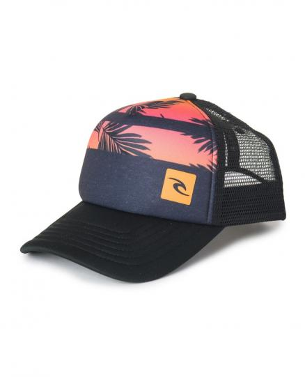 Бейсболка RIP CURL Combine Trucker Cap Old Gold