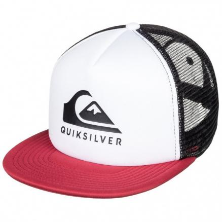 Кепка QUIKSILVER Foamslay Hdwr White