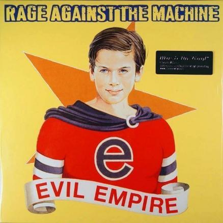 Виниловая Пластинка Rage Against The Machine Rage Against The Machine