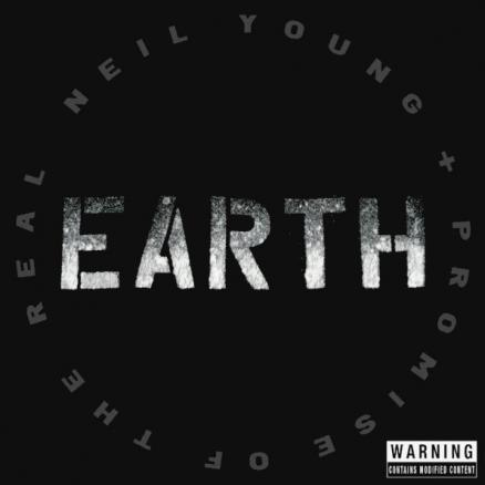 Виниловая пластинка Young, Neil / Promise Of The Real, Earth