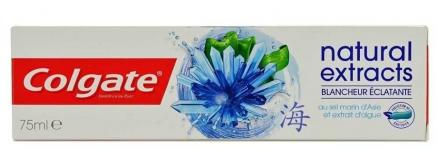 Зубная паста Colgate Natural Extracts Seaweed White 75мл