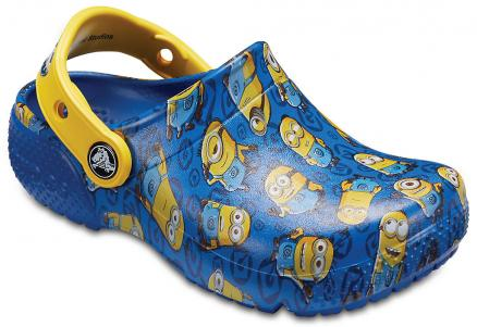Kids' Crocs Fun Lab Minions™ Graphic Clogs