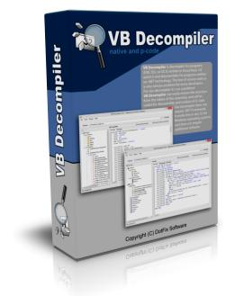 VB Decompiler Professional