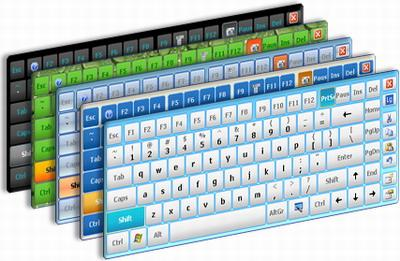 Hot Virtual Keyboard 9