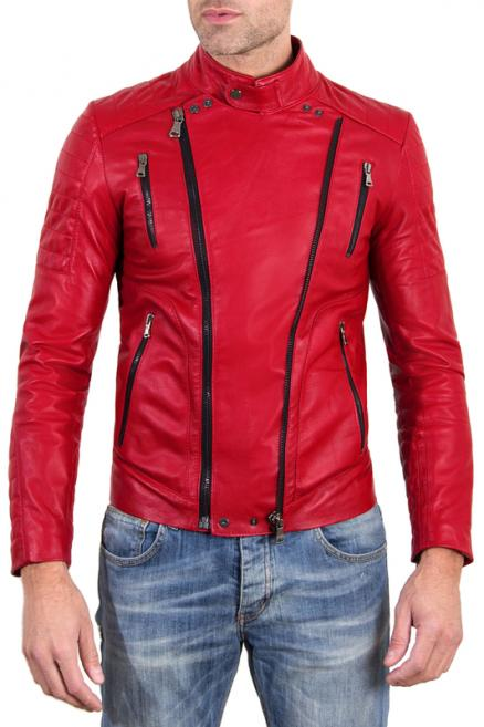 jacket AD MILANO (0475_RED RED)