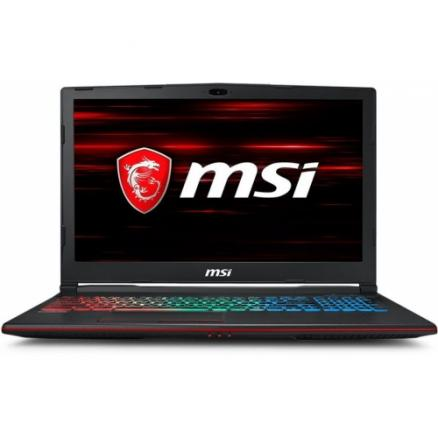 "Ноутбук MSI (GP63 8RE(Leopard)-676 Core i5 8300H/15.6""/1920x1080/8/1128HDD+SSD/DVD нет/GeForce GTX 1060/DOS)"