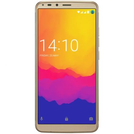 Смартфон Prestigio (Grace P7 7570 DUO золотой)