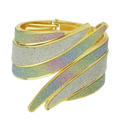 Hippie Punk Rock Big Bangles for Women