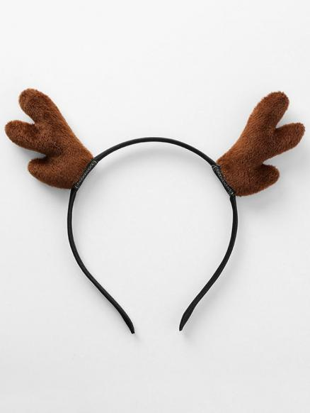 Christmas Accessories Elk Antler Shape Headband