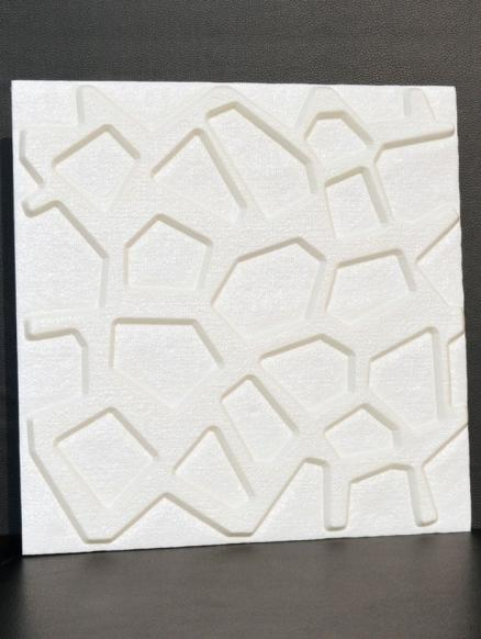 3D Stereo Embossed Brick Wall Sticker