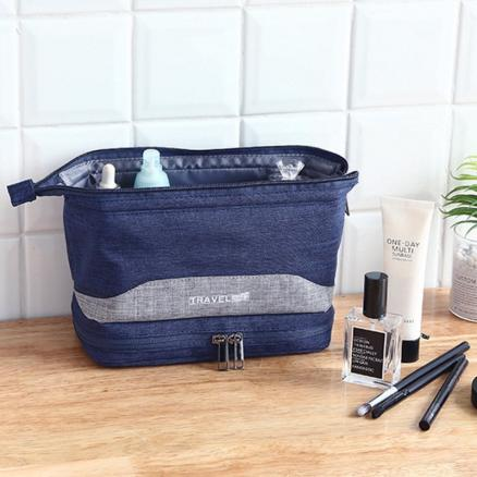 Outdoor Travel Storage Bag for Cosmetics Washing Tools