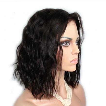 The Fashionable New Style Has Medium Curly Hair