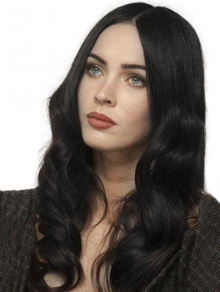 Long Center Part Body Wavy Synthetic Wig