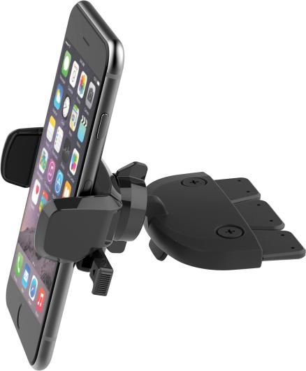 iOttie Car Holder Cd Slot Easy One Touch Mini Universal Cradle (HLCRIO123)