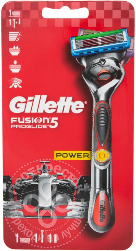 Бритва Gillette Fusion ProGlide Flexball Power