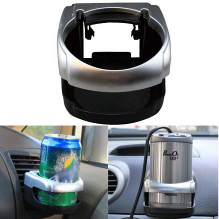 Car Cup Holder ABS Beverage Supporter Air Outlet Dashboard