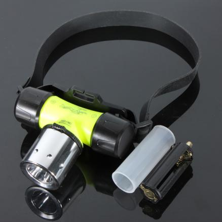 XM-L T6 1800LM Waterproof LED Flashlight Headlight