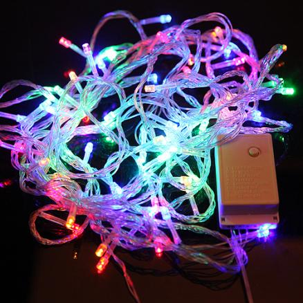 10M 100 LED FAIRY STRING light Multi-color PARTY 220V