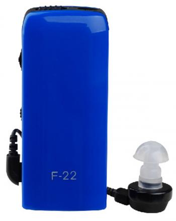 F-22 Professional Pocket Ear Hearing Aid Sound Amplifier